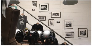 Stockists of Lou Sprockett motorcycle drawings