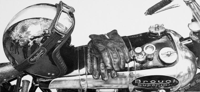 motorcycle drawings motorcycle pencil sketch art biker motoart